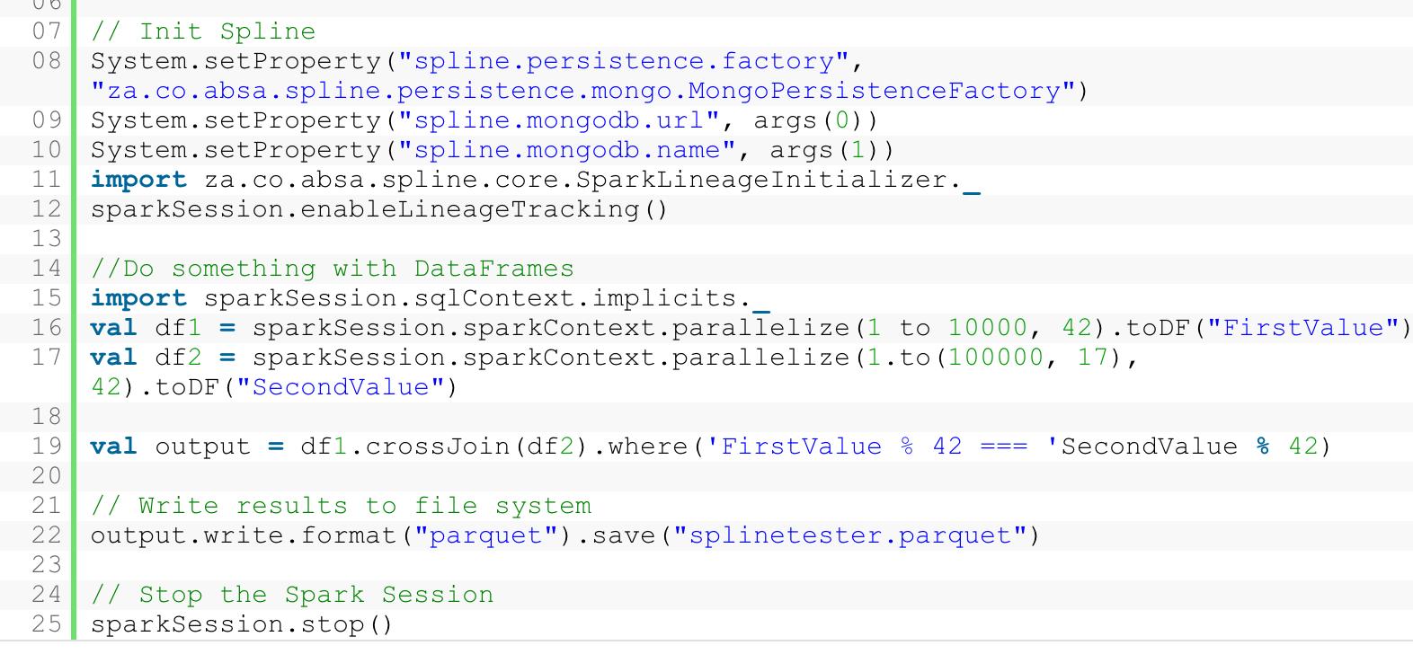 Spline | Exploring the Spline Data Tracker and Visualization tool